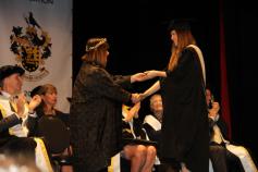 Dawn French, Falmouth University Chancellor