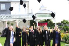 Creative Events Management Graduates 2015