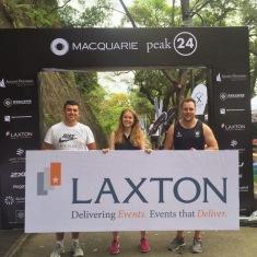 The Macquarie Peak 24 Charity Relay Race 2016