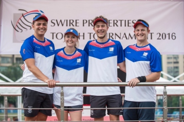 Swire Properties Corporate Touch Tournament 2016